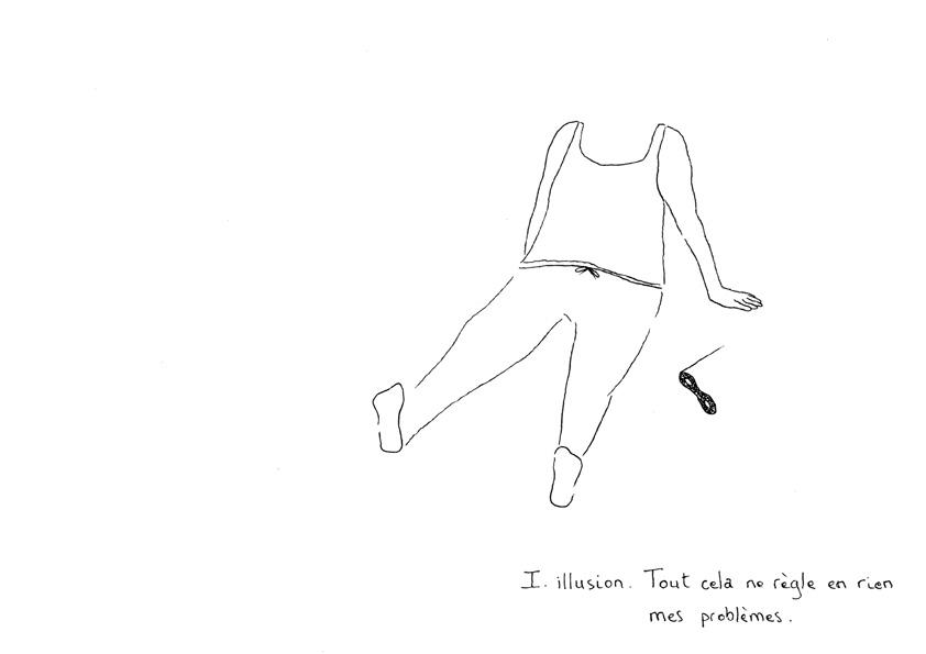 illustration déprime
